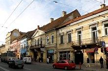 Palatul Telki-Mikes, Cluj-Napoca, Foto: Mezei Elemér