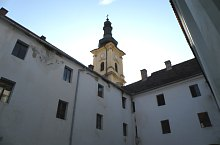 Manastirea franciscana, Cluj-Napoca, Foto: Mezei Elemér