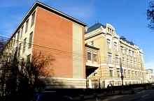 Cluj, Cluj, Biblioteca Universitară, Foto: Mezei Elemér