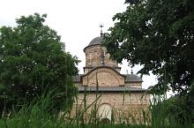 Fejedelmi templom, Curtea de Argeș., Fotó: Andreia Izabela