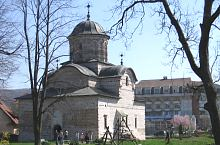 Fejedelmi templom, Curtea de Argeș., Fotó: Diana Oprescu