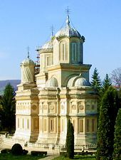 Arges Monastery, the Episcopal Church, Curtea de Argeș·