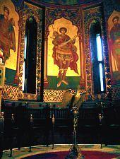 Arges Monastery, the Episcopal Church, Photo: Andreia Izabela