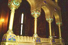Arges Monastery, the Episcopal Church, Photo: Miruna Costache