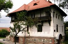 Folk Art Museum, Norocea house, Curtea de Argeș·, Photo: Claudia Gîlcă
