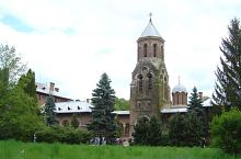 Biserica manastirii, Curtea de Arges, Foto: Miruna Costache