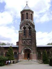 Biserica manastirii, Curtea de Arges, Foto: Ciprian Florescu