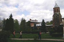 Biserica manastirii, Curtea de Arges, Foto: Claudia Gilcă