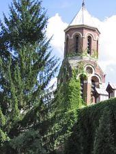 Biserica manastirii, Curtea de Arges, Foto: Maria Cristina Oprea