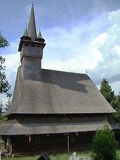 Budești, Biserica de lemn Josani, Foto: Țecu Mircea Rareș