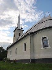 Coroieni, Biserica de jos, Foto: WR