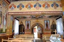 Biserica de sus, Coroieni , Foto: WR