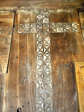 Biserica de lemn, Lapus , Foto: WR