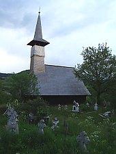Wooden church, DJ109f Ferești-Gâlgău·, Photo: Țecu Mircea Rareș