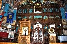 Orthodox church, DJ109f Ferești-Gâlgău·, Photo: WR