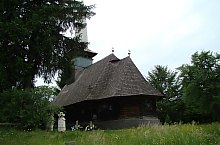 Wooden church, DJ109f Ferești-Gâlgău·, Photo: Țecu Mircea Rareș