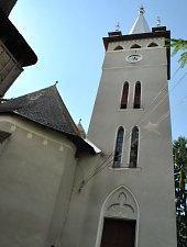 Biserica reformata, Arduzel , Foto: WR