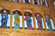 Orthodox church, Benesat , Photo: WR