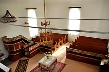 Biserica reformata, Benesat , Foto: WR
