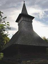 Fatemplom, Bikáczfalva , Fotó: WR