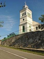 Biserica reformata, Bogdand , Foto: WR