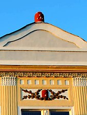 Takarékpénztár, Szilágycseh , Fotó: WR