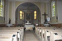 Katolikus templom, Szilágycseh , Fotó: WR