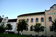 The court, Cehu Silvaniei , Photo: WR