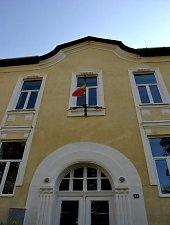 State civil boy school, Cehu Silvaniei , Photo: WR