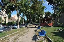 Cehu Silvaniei, Biserica Reformată, Foto: WR