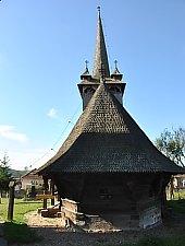 Fatemplom, Szilágykorond , Fotó: WR