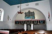 Reformed church, Deja , Photo: WR