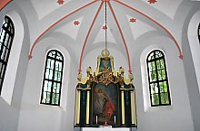 Biserica evanghelica, Hodod , Foto: WR
