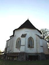 Biserica reformata, Hodod , Foto: WR