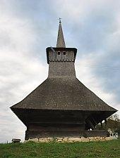 Biserica de lemn, Horoatu Cehului , Foto: WR