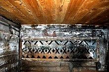 Wooden church, Inău , Photo: WR