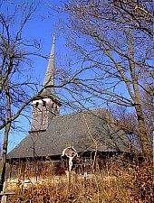 Biserica de lemn, Inau , Foto: Bogdan Ilieș