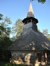 Wooden church, Nadiș , Photo: WR