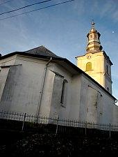 Reformed church, Nadișu Hododului , Photo: WR