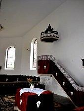 Biserica reformata, Naimon , Foto: WR