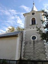 Biserica reformata, Salatig , Foto: WR