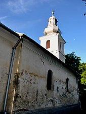 Biserica reformata, Ser , Foto: WR