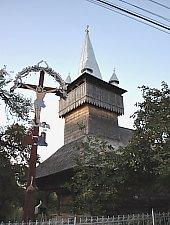 Ulciug, Biserica de lemn, Foto: WR