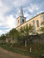 Reformed church, Ulciug , Photo: WR