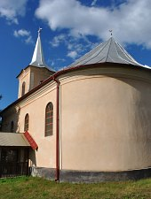 Biserica reformata, Ulmeni , Foto: WR