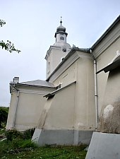 Reformed church, Verveghiu , Photo: WR