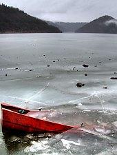 Lacul Zetea, Foto: Rácz Péter