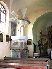 Catholic church, Atid , Photo: Csedő Attila