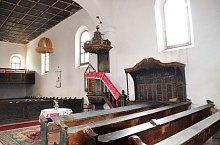 Biserica reformata, Atid , Foto: Csedő Attila