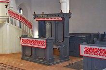 Unitárius templom, Firtosmartonos , Fotó: Csedő Attila